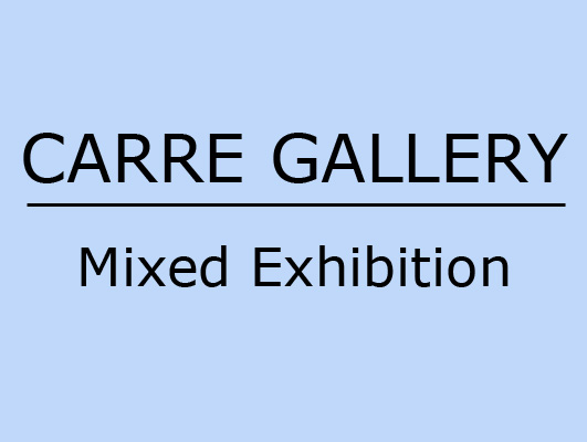 Mixed Exhibition logo by Mixed Exhibition
